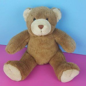 Build a Bear Plush Teddy Bear Sitting